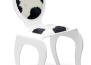 Acril'it Sublimation - Acrila - Chaise Opéra motif Vache